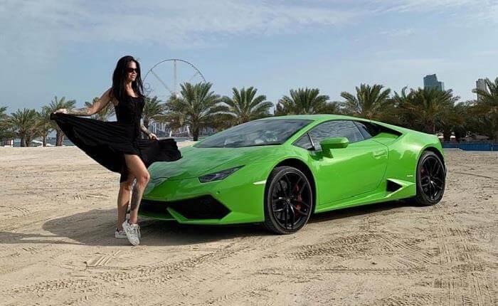 Где арендовать Lamborghini в Дубае по выгодной цене