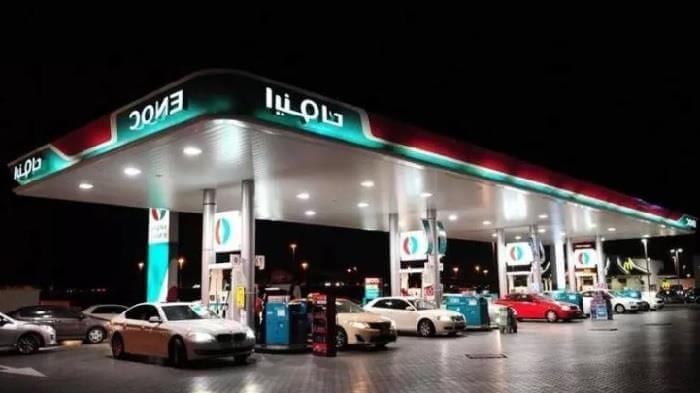 Оплачивайте топливо на заправках Дубая не выходя из машины