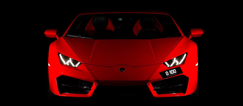Lamborghini Huracan红色款