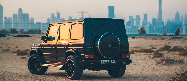 Mercedes-Benz G63 AMG黑色款