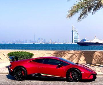 Lamborghini Huracan Perfomante 2018