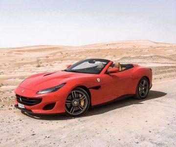 Ferrari Portafino 2018